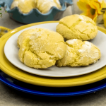 Easy Lemon Crinkles are a delicious treat you can whip up for any occasion.