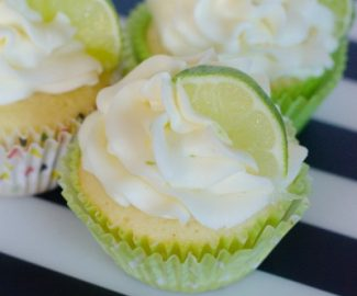 Boozy Margarita Cupcakes puts a little twist on the normal cupcake flavor.  Perfect for adults who want to have something different for fun parties!