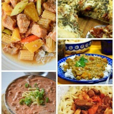 20 Cheap Crock Pot Recipes