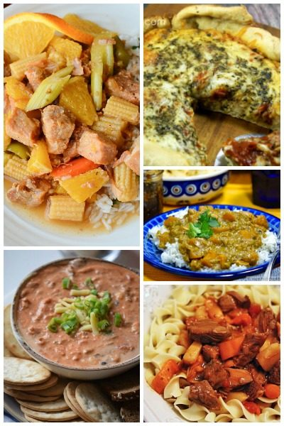Looking for Cheap Crock Pot Recipes? Look no further than this list to satisfy your frugal menu planning needs!