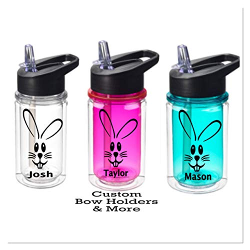easter personalized water bottles