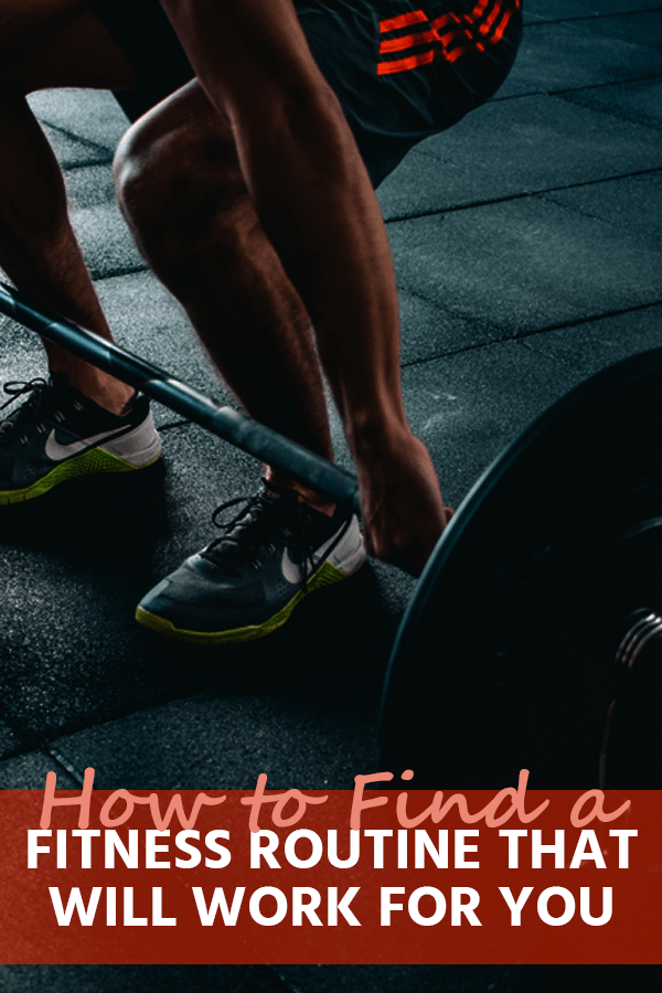 The first step in working out more is to find a fitness routine that will work for you. Here are tips for finding an activity that will fit your lifestyle.