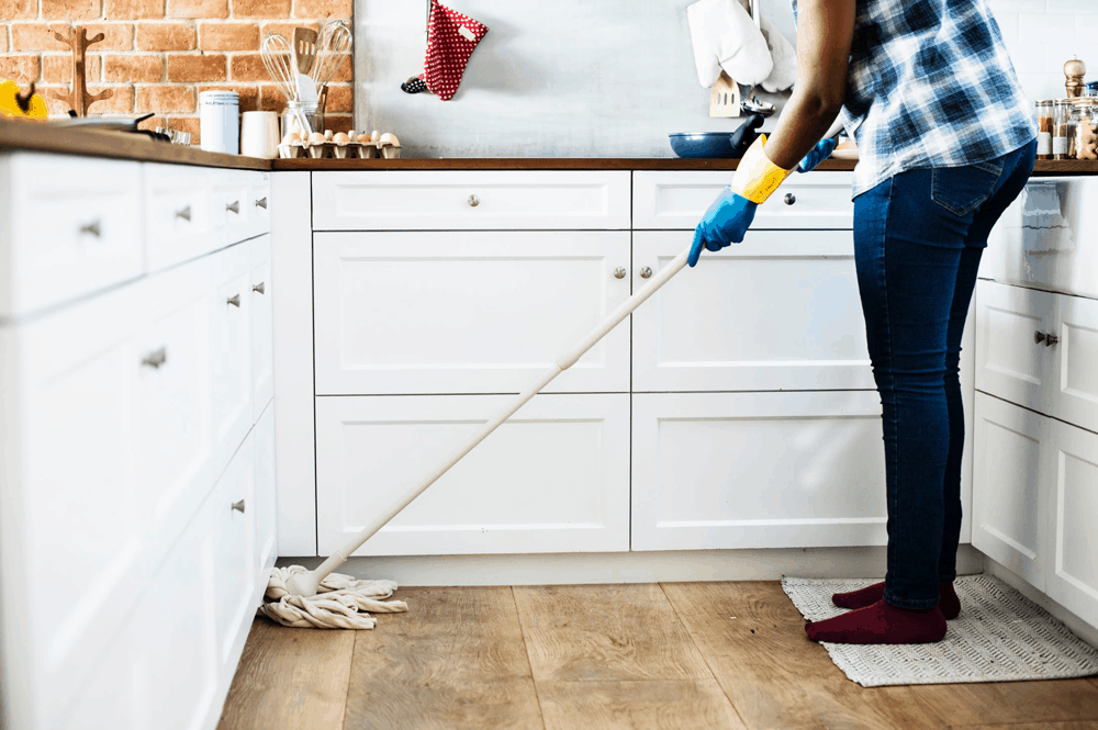 keeping your home clean is easy and budget friendly with some household items