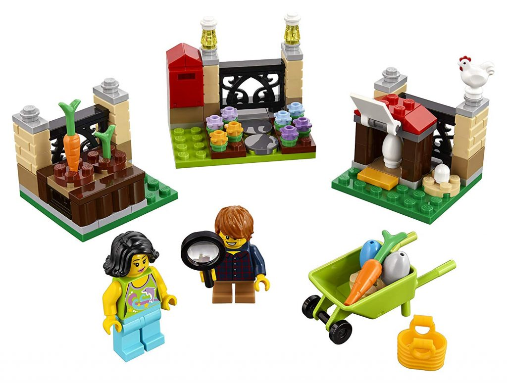 Lego holiday Easter Egg