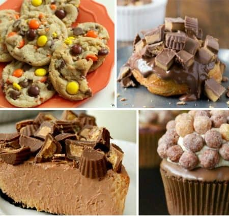 Reese's Treats are a favorite snack! The combination of chocolate and peanut butter makes everything better!