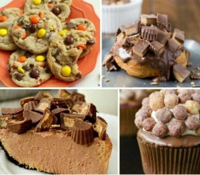 20 Reese's Recipes for Peanut Butter and Chocolate Lovers