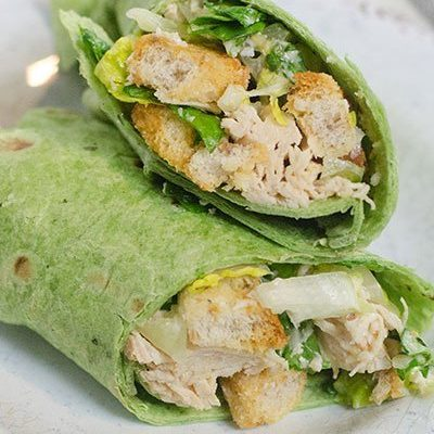 Caesar Chicken Wraps: Family-Friendly Instant Pot Recipes for Kids