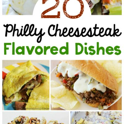20 Philadelphia Cheesesteak Recipes: Real Food Family Recipes
