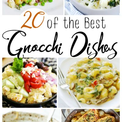 20 of the Best Homemade Gnocchi Recipes