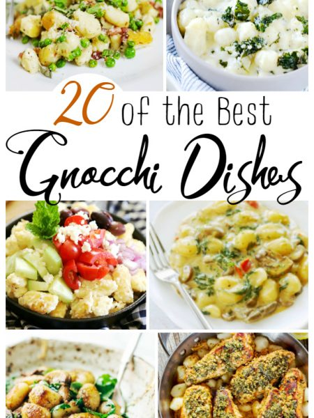Homemade Gnocchi brings Italian Grandma's love to any kitchen! Enjoy these delightful dishes any time!