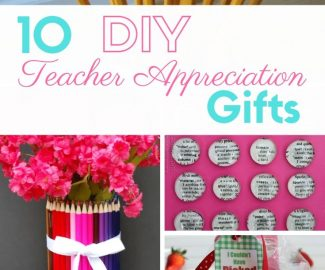 DIY Teacher Appreciation Gifts are a simple way to make sure you show your love and gratitude for those special teachers. Check out our tips and ideas here!