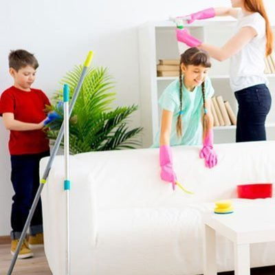Large Family Chores: How To Make Chores Fun For Children