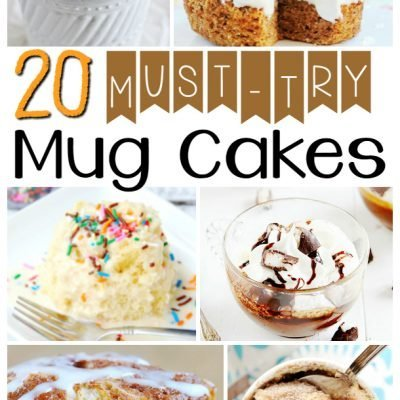 Must Try Microwave Mug Cakes: Quick and Easy Desserts