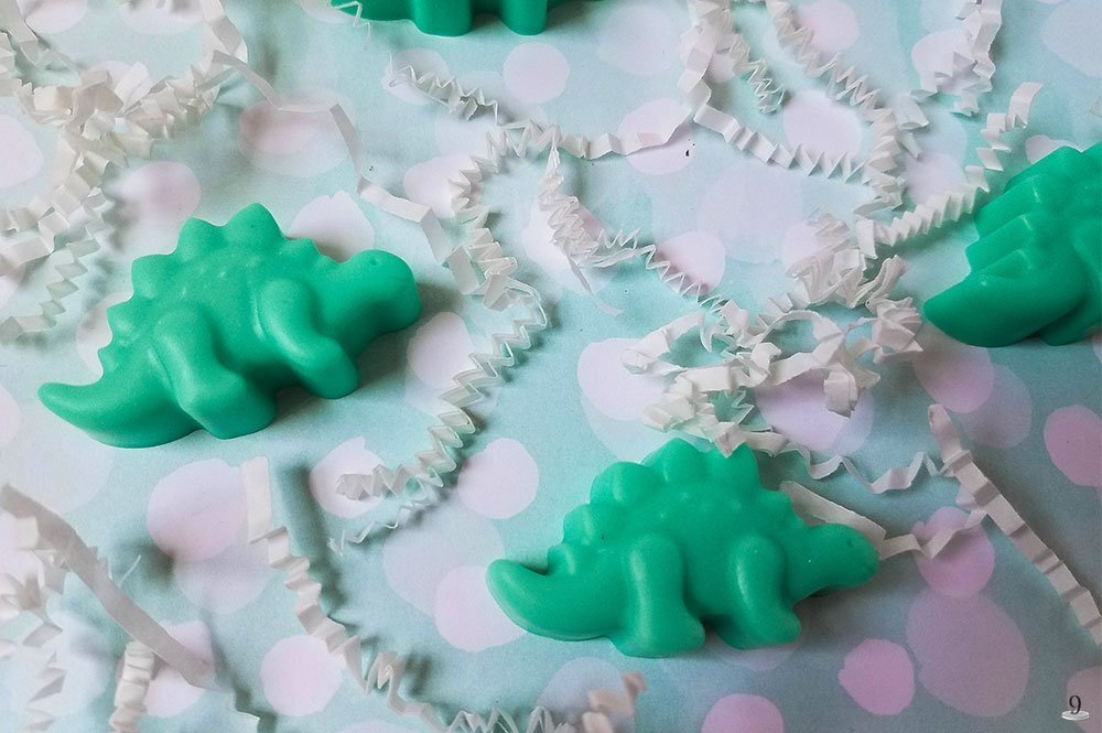 Are you looking for a new fun homemade craft? This DIY Dinosaur Soap is so easy and so much fun to make with your kiddos.