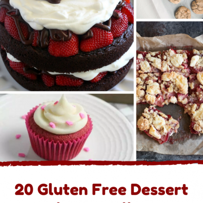 20 Gluten-Free Desserts You'll Love
