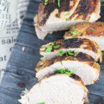 Healthy Instant Pot Pork Tenderloin Recipe