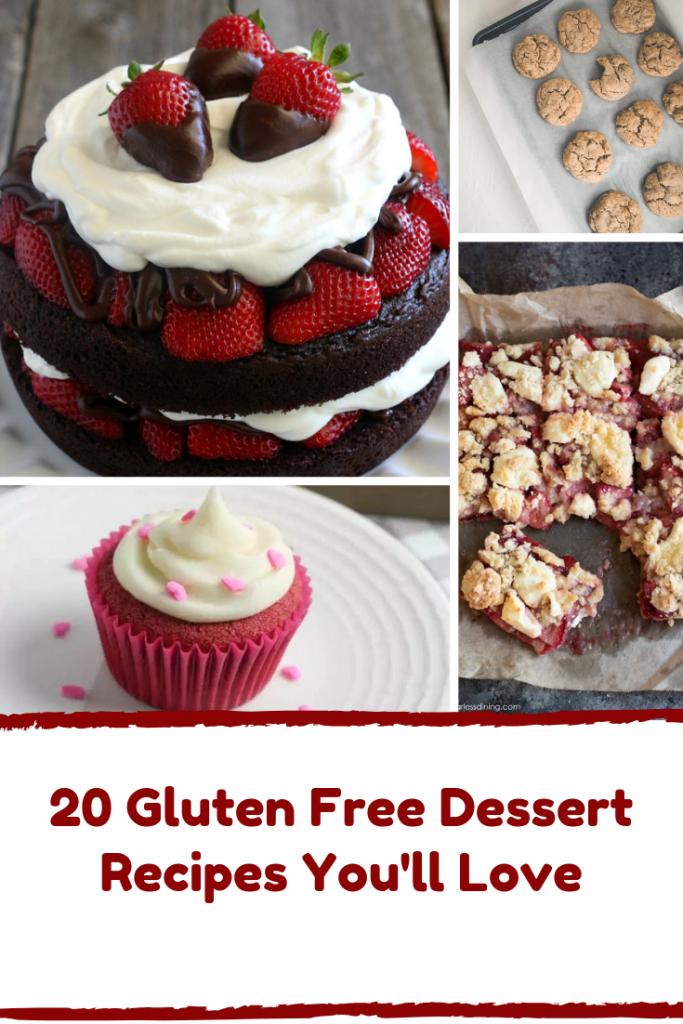 20 Gluten-Free Desserts You'll Love