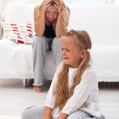 Calm Positive Parenting: How To Deal With A Temper Tantrum