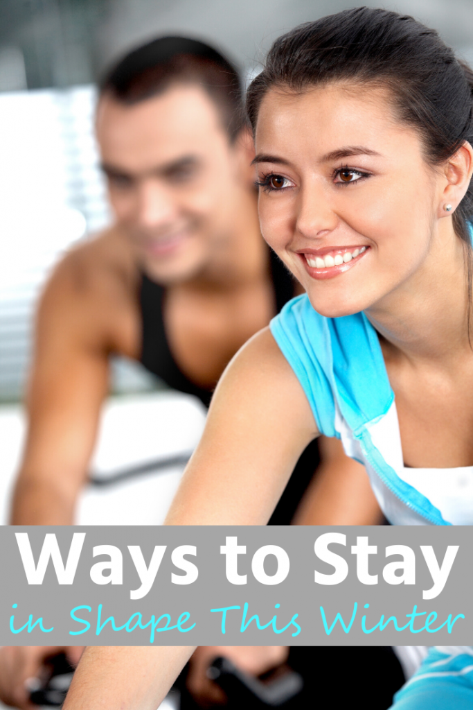 Ways to Stay in Shape This Winter
