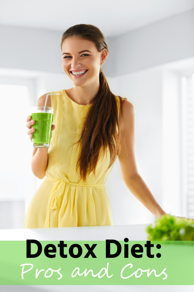 Detox Diet: Pros and Cons